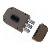 Fechaduras de Alta Segurança Modelos CR1850 / CR1800