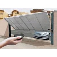 Motores e Receptores para portões e portas de garagem