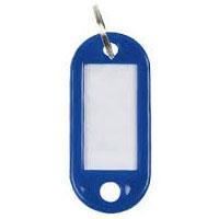 Etiquetas Plásticas para organizar as suas chaves